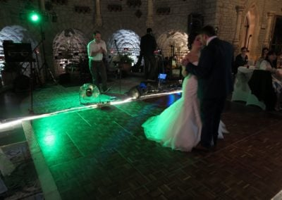 First dance at Tortworth
