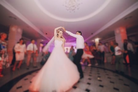 How Does a Typical Wedding Evening Go?