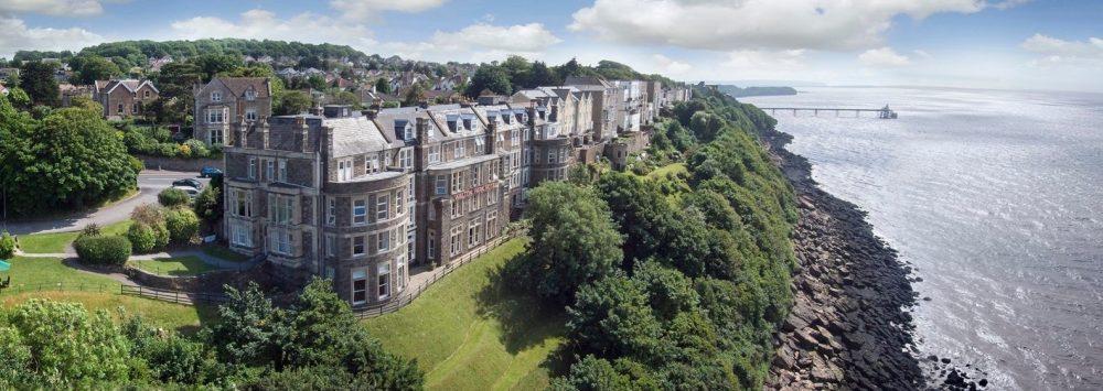 Halflight play Walton park Hotel, Clevedon