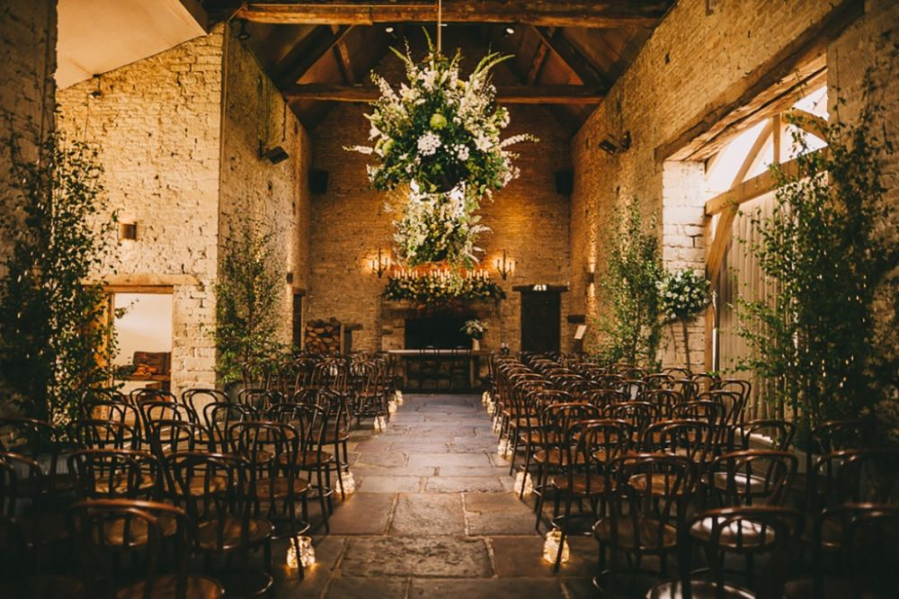 Cripps Barn Near Cirencester Wedding Band Bristol